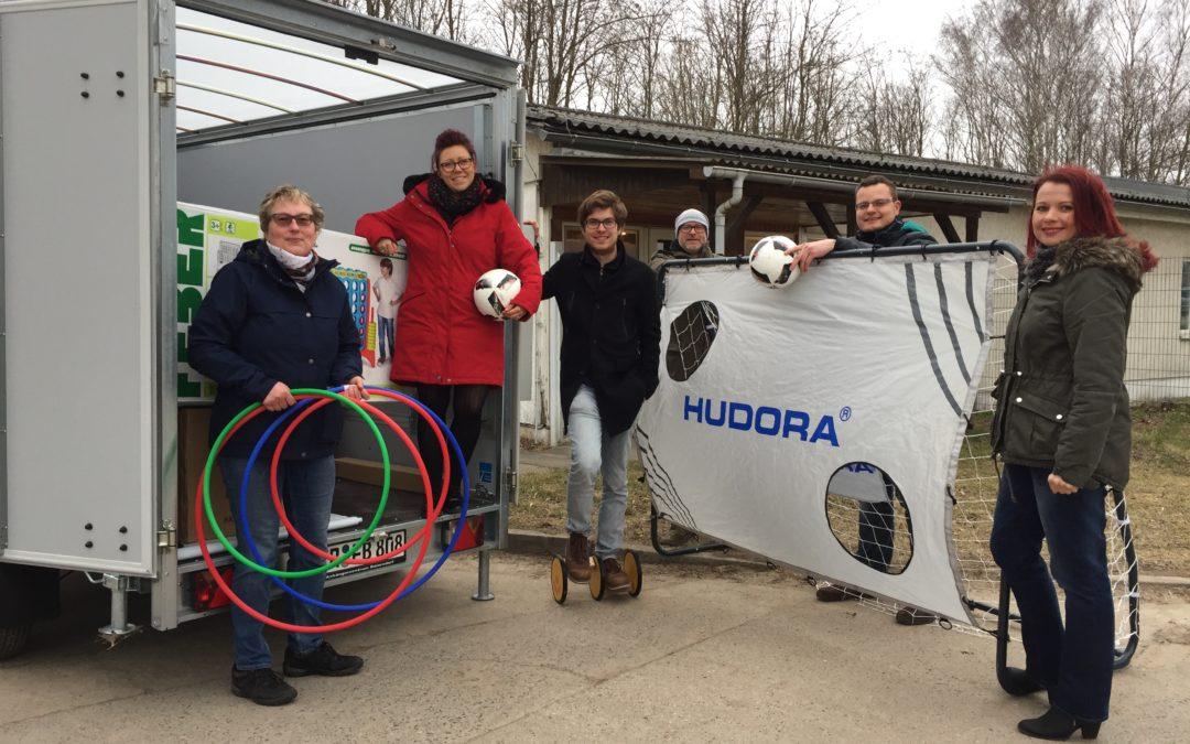 Freidenker Barnim e.V. erhält neues Spielmobil