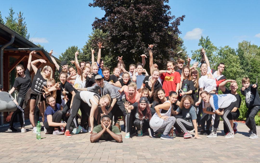 THE CAMP – Das Trainingslager der Eastside Fun Crew für Tänzer jeden Alters