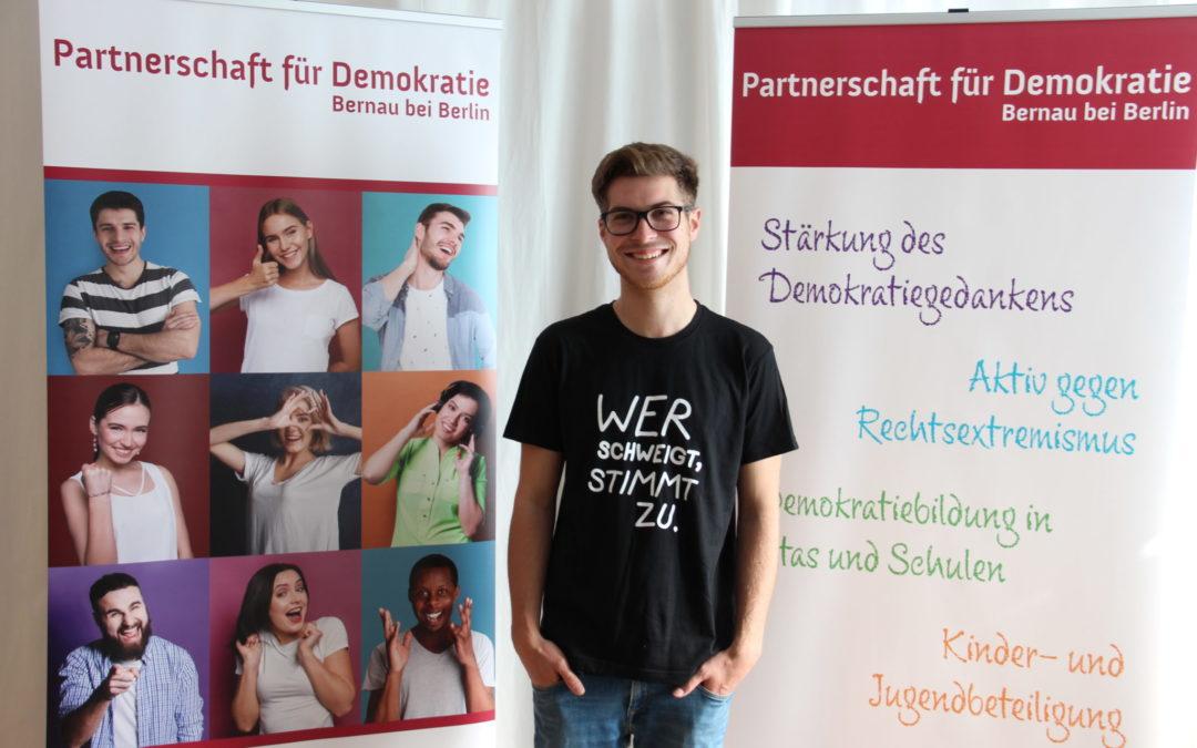 """""""Demokratie leben!"""" Projekt startet in Bernau"""